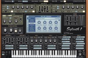 Dance pianos for Sylenth1
