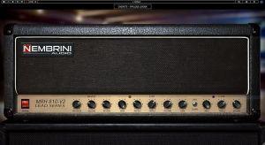 NA MRH810 V2 Lead Series Guitar Amplifier