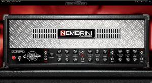 NA Cali Dual Three Channels Guitar Amplifier