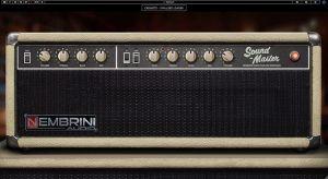 NA Sound Master Custom Guitar Amplifier