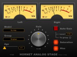 HoRNet AnalogStage
