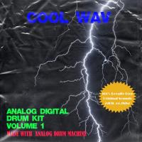 Cool Wav Cool WAV - Analog Digital Drum Kit Volume 1