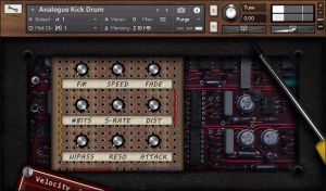 Analogue Kick Drum
