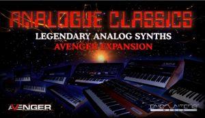 Analogue Classics: Legendary Analog Synths