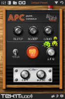 APC punk console with MODs