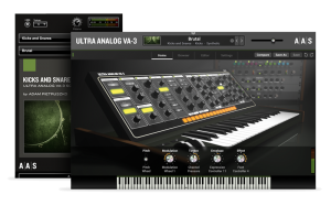 Kicks and Snares Ultra Analog Va-3