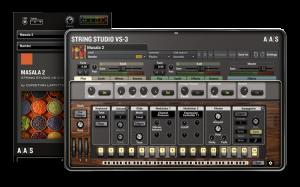 Masala 2 String Studio VS-3