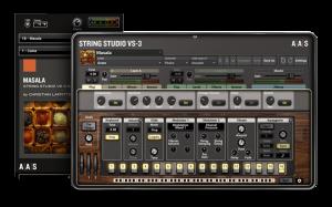Masala String Studio VS-3
