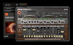 Stranger Strings - String Studio VS-3