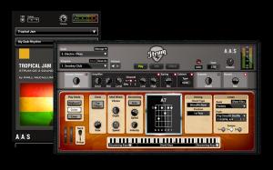 Tropical Jam - Strum GS-2