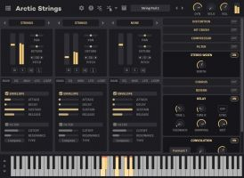 Arctic Strings: Mirage