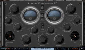 Arsenal Compressor LE