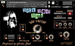 Back Beat Bass