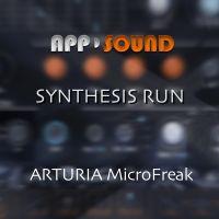 Synthesis Run for Arturia MicroFreak
