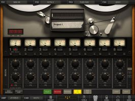 AmpliTube Jimi Hendrix for iPad