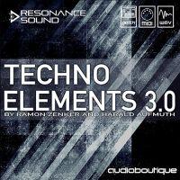 Audio Boutique - Techno Elements 3.0