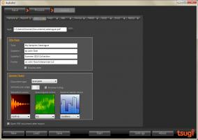 AudioBot PDF Creation