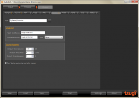AudioBot Wwise Export