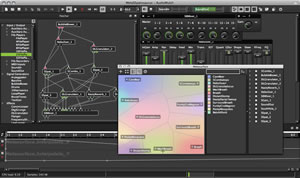 Ross Bencina AudioMulch v2.1.2 Interactive Music Studio