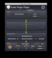 Audio Plugin Player