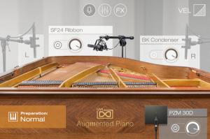 Augmented Piano
