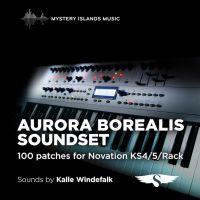 Mystery Islands Music Novation Aurora Borealis Soundset