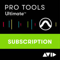 Pro Tools Ultimate - Subscription