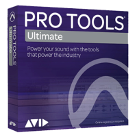 Pro Tools Ultimate - Perpetual w/1 Year Updates and Support