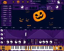 Xfer Records Serum Spooky Skin By Thenatan