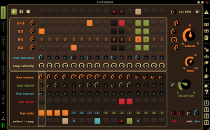 B-Step Sequencer