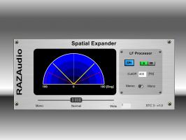 RazAudio releases STC-3 - Free Stereo Processor VST Plugin
