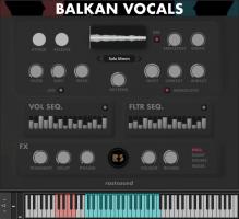 Balkan Vocals 2 (Kontakt | WAV)