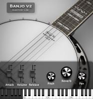 Auditory Lab Banjo V2 Plugin - (Pc/Mac VST, AU)