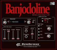 Banjodoline Virtual Banjo and Mandolin