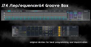 J74 SS64 Groove Box