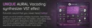 Eplex7 DSP Aelexis - Aural vocoding synthesizer effect
