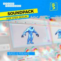 Bass & Freaks - 100 Presets and 104 WaveTables for XFER Serum