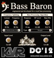 Example Plug-in: Bass Baron