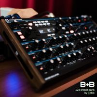 B+B Patches for Novation Peak