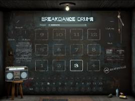Breakdance Drums Plugin