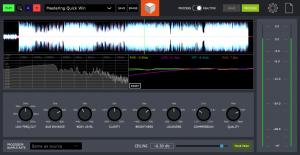 Blackbox II Audio Mastering