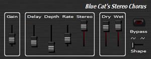 Blue Cat's Stereo Chorus