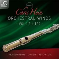 Chris Hein Winds Vol 1 - Flutes