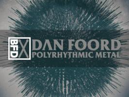 BFD Dan Foord Polyrhythmic Metal