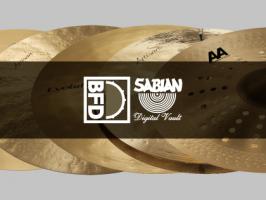 BFD Sabian Digital Vault