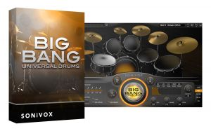 Big Bang - Universal Drums