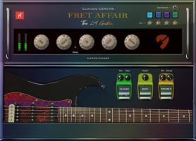Audiolounge Claudio Cervino Fret Affair The L.A Guitar