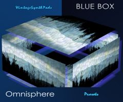 Blue Box - Omnisphere Presets