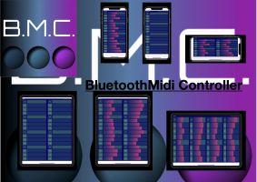 Bluetooth Midi Controller