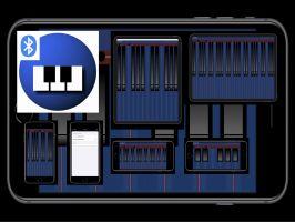 Bluetooth MIDI Keyboard